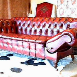 Chesterfield Restoration